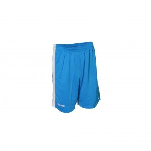 4Her Shorts Cyan White Vrijstaand