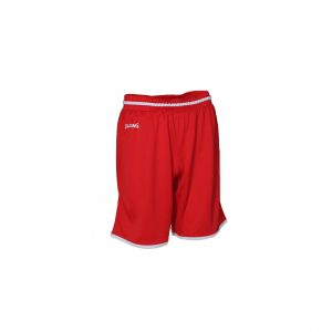 Move Woman Shorts Red vrijstaand