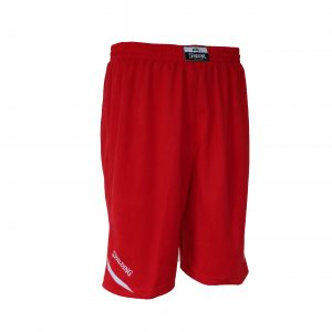 attack shorts red