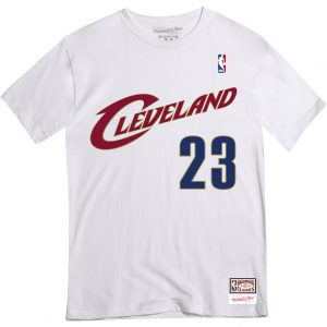Lebron Name & Number 1